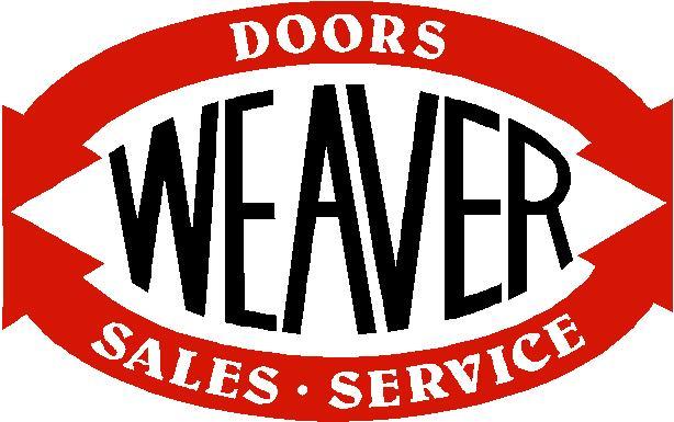 Weaver Overhead Doors Logo